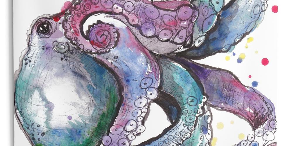 Octopus Tapestry