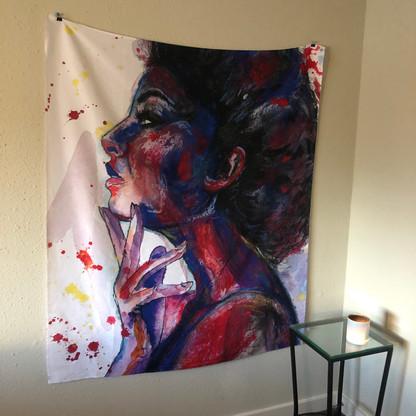 Frigg Tapestry