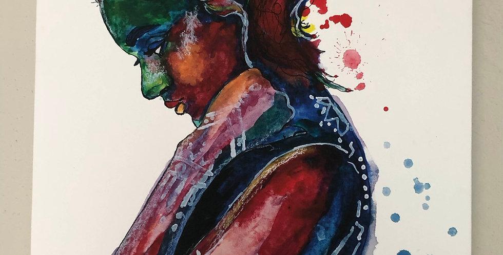 Eir Canvas Print