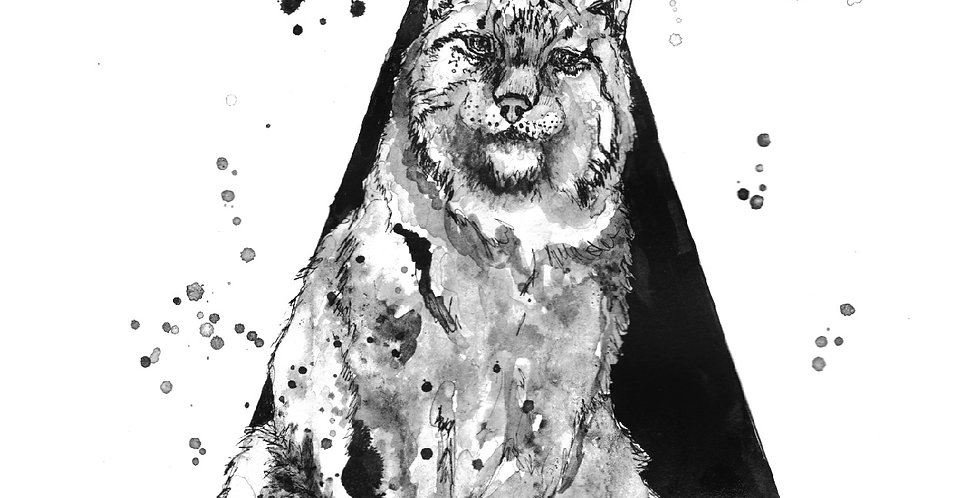 Triangle Bobcat