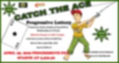 CATCH THE ACE sliderm April 29, 2020 pub