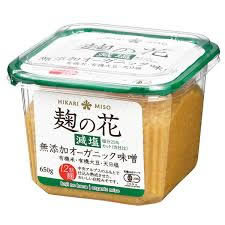 Hikari Koujinohana Less Salt 650G Organic