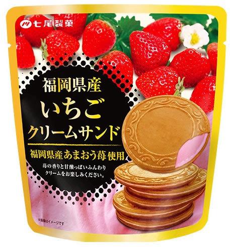 Cream Sand Strawberry 68G