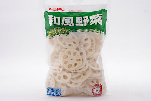 Renkon Slice Lotus Root 3Mm 454G