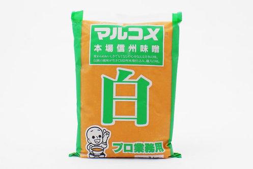 Marukome Pro Shiro Miso 1Kg