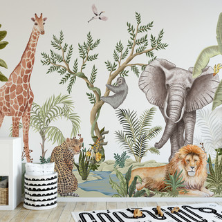 Mural Zoolovers