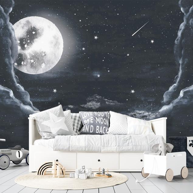 Mural Moonlight
