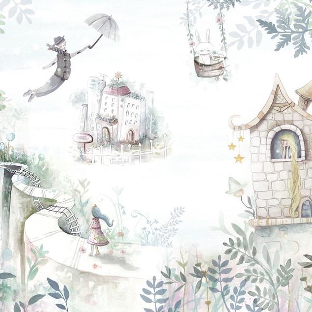 Mural Fantasy