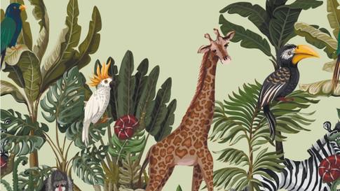 Mural Safari 13