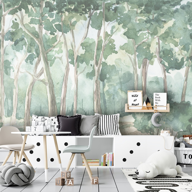 Mural Rainforest