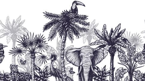 Mural Safari 15