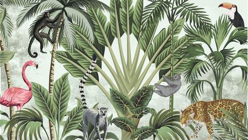 Mural safari 06