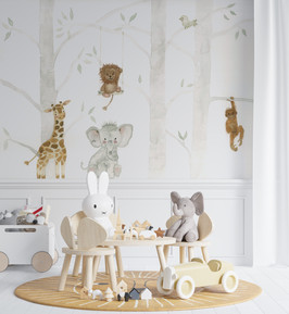 C. baby animals