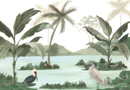 C. Islas green