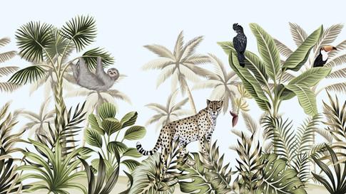 Mural Safari 12
