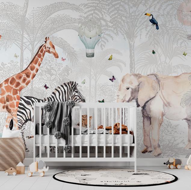 Mural Safari trip