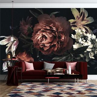 N. Dark rose