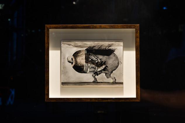 Apotropaic Rhinoceros