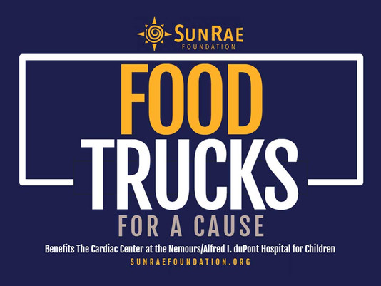 Food Trucks For A Cause - May 2019