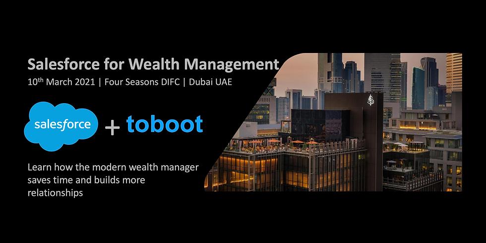 Salesforce for Wealth Management
