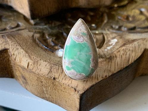 Variscite Stone Ring