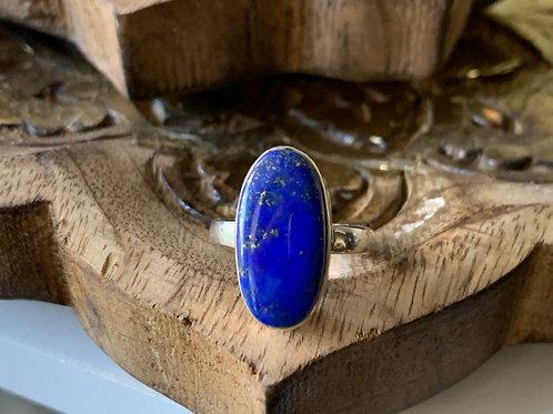Pure Lapis Ring