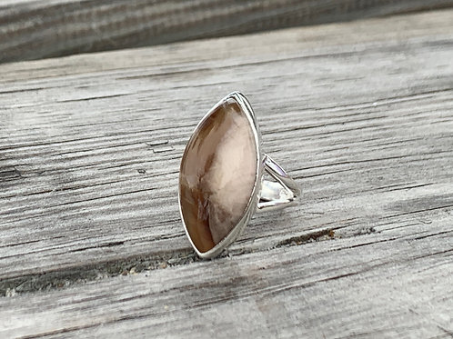 Petrified Wood Ring