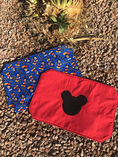 Mickey Mouse Reversible Placemats