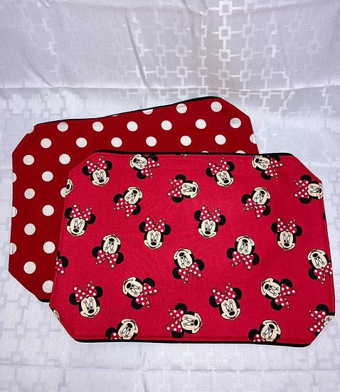 Minnie Mouse Reversible Placemats