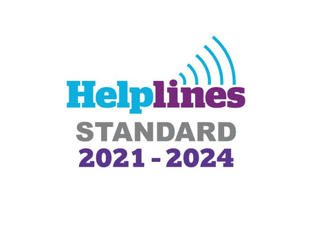 The Helpline Standards Accreditation Success
