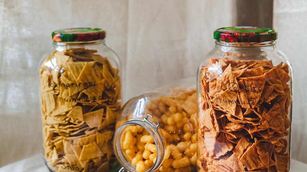 Chips Foody - Mogyorós