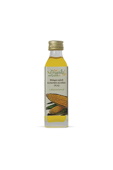 Kukoricacsíra-olaj - Kimérve