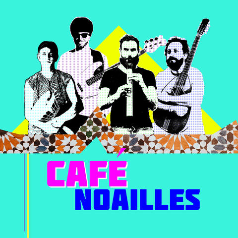 CAFE NOAILLES