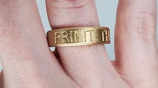 Design 3D Rings