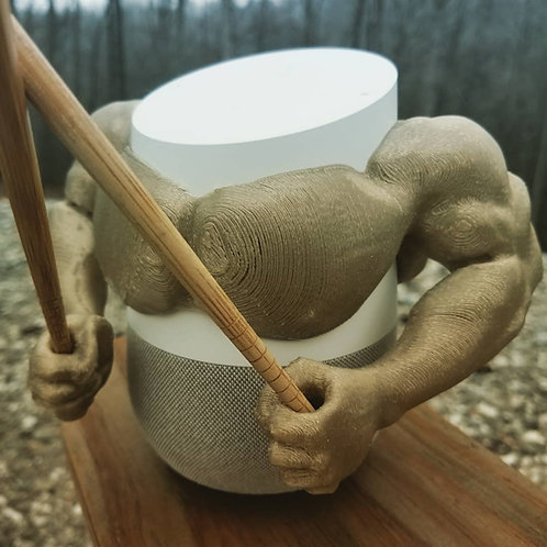 Google Home Muslces (3D Print Download)