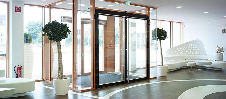 Автоматические раздвижные двери Тольятти