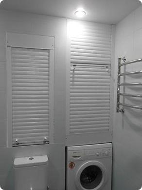 Рольставни в ванную Тольятти