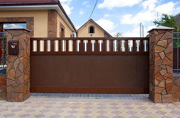 Откатные ворота Тольятти
