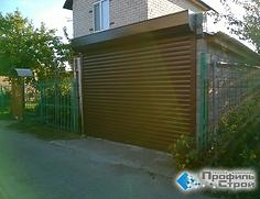 Роллетные ворота Тольятти