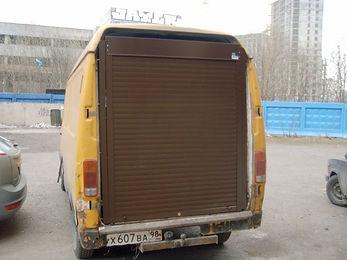 Монтаж рольставен на авто в Тольятти