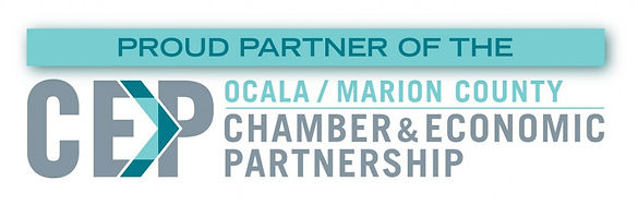 Ocala Chamber & Economic Partnership Logo
