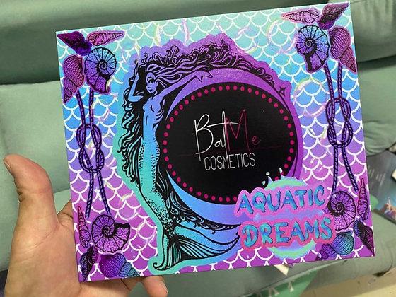 """The """"Aquatic Dreams"""" Eyeshadow Palette"""