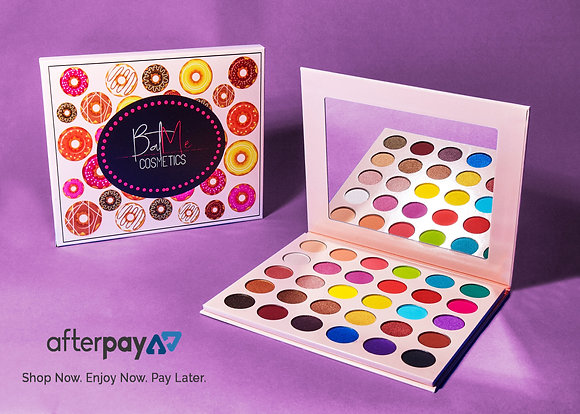 "The Box O'Donuts ""Too!"" Eyeshadow Palette"