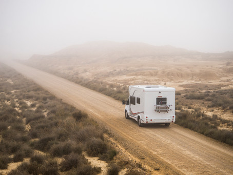 Get Solar for Your RV and Get Un-hooked