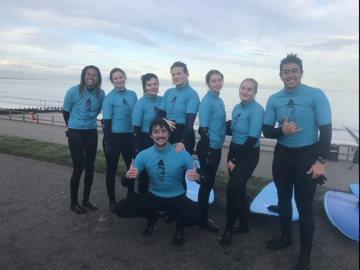 Group Surf Lesson - 10 People