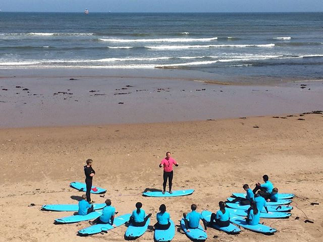 Children's surf