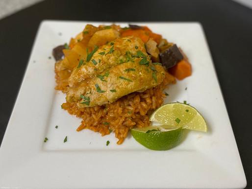 World Cuisines:  Thieboudienne