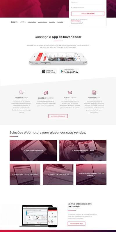 Site WebMotors