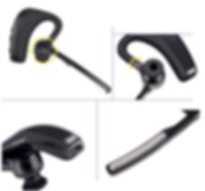 Bluetooth Headset Business Businessway plus universal K10 Deutscher Händler deutsch für Handy Telefon Smartphone iPhone Bloothooth Büro auto kfz 5s 6s plus 7 8 2 geräte telefone