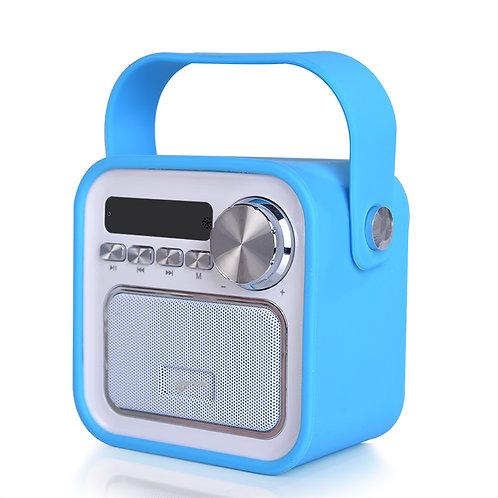 Bluetooth Lautsprecher (Blau)